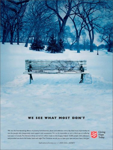 Bon courage aux Parisiens : les 80 publicités les plus créatives sur la Neige #neigeparis 5