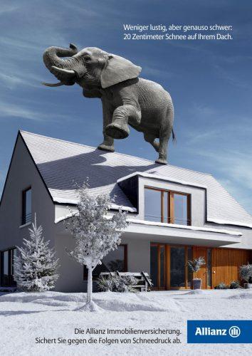 Bon courage aux Parisiens : les 80 publicités les plus créatives sur la Neige #neigeparis 7