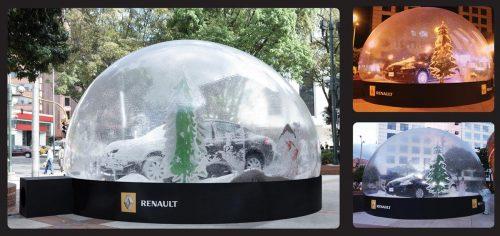 Bon courage aux Parisiens : les 80 publicités les plus créatives sur la Neige #neigeparis 23
