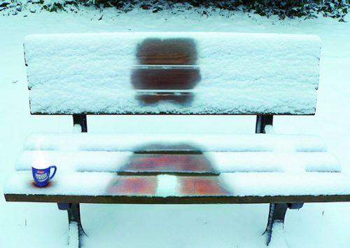 Bon courage aux Parisiens : les 80 publicités les plus créatives sur la Neige #neigeparis 27