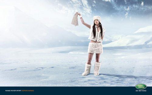 Bon courage aux Parisiens : les 80 publicités les plus créatives sur la Neige #neigeparis 64