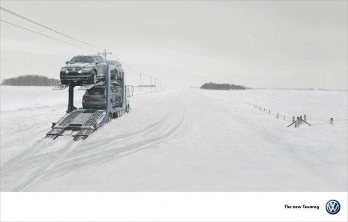 Bon courage aux Parisiens : les 80 publicités les plus créatives sur la Neige #neigeparis 73