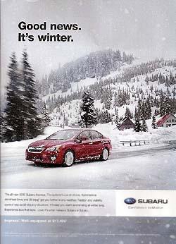 Bon courage aux Parisiens : les 80 publicités les plus créatives sur la Neige #neigeparis 6