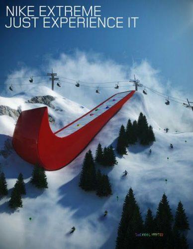 Bon courage aux Parisiens : les 80 publicités les plus créatives sur la Neige #neigeparis 30