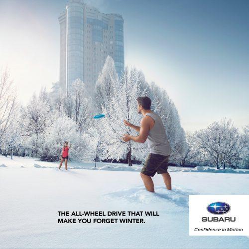 Bon courage aux Parisiens : les 80 publicités les plus créatives sur la Neige #neigeparis 31