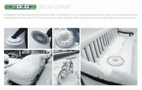 Bon courage aux Parisiens : les 80 publicités les plus créatives sur la Neige #neigeparis 57