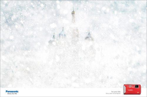 Bon courage aux Parisiens : les 80 publicités les plus créatives sur la Neige #neigeparis 66