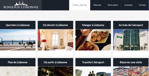 Cas Pratique : Voici comment Thibaut de bonjourlisbonne.fr gagne 3 000€/mois avec un blog sur le tourisme 3