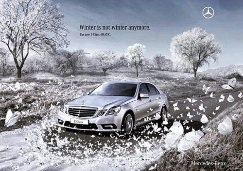 Bon courage aux Parisiens : les 80 publicités les plus créatives sur la Neige #neigeparis 80