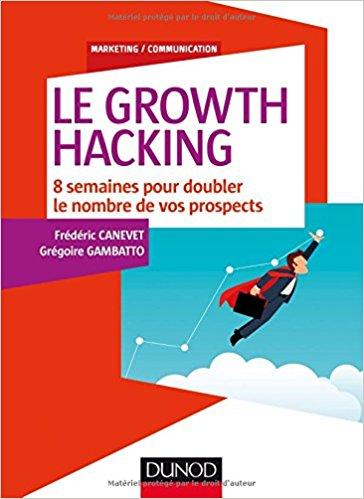 """Je vous invite à la séance de dédicace de mon livre """"Le Growth Hacking"""" ! 4"""