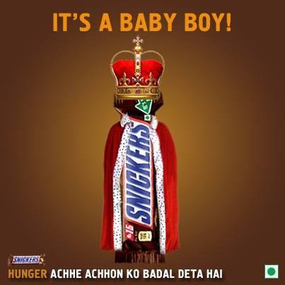 Royal Baby : même les publicitaires en sont fous [40 publicités hyper créatives] #royalbaby 29