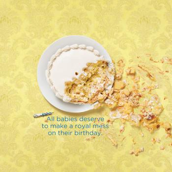 Royal Baby : même les publicitaires en sont fous [40 publicités hyper créatives] #royalbaby 56