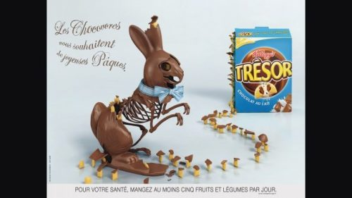 Les plus belles et plus drôles pubs sur Pâques ! 21