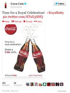 Royal Baby : même les publicitaires en sont fous [40 publicités hyper créatives] #royalbaby 39