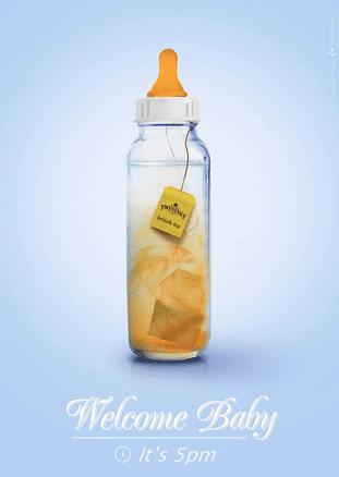 Royal Baby : même les publicitaires en sont fous [40 publicités hyper créatives] #royalbaby 20