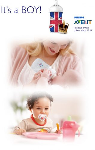 Royal Baby : même les publicitaires en sont fous [40 publicités hyper créatives] #royalbaby 44