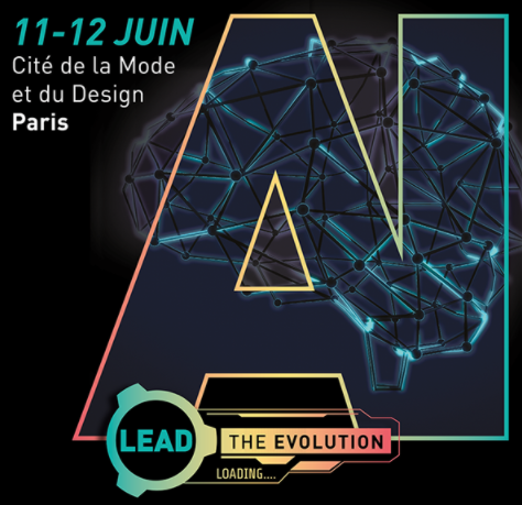 RDV les 11 et 12 Juin pour le Salon AI Paris 2018, le salon des Solutions d'Intelligence Artificielle 36