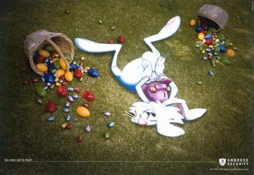 Les plus belles et plus drôles pubs sur Pâques ! 50