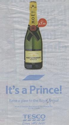 Royal Baby : même les publicitaires en sont fous [40 publicités hyper créatives] #royalbaby 25