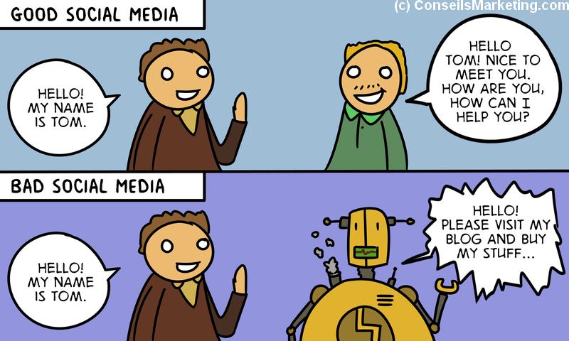 The Customer Experience Cartoon - English version 1