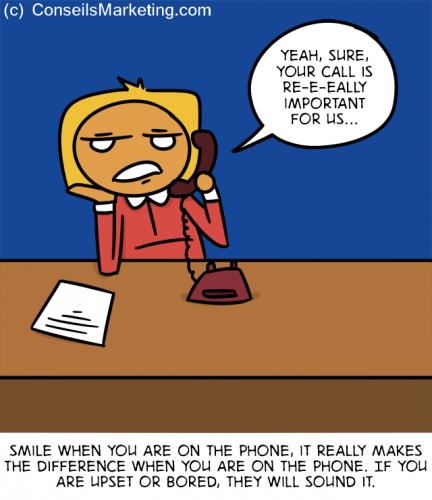 The Customer Experience Cartoon - English version 7