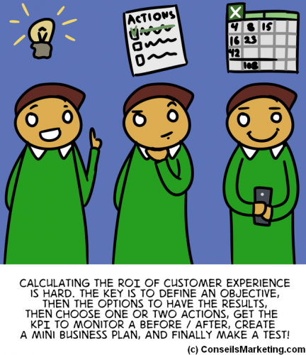The Customer Experience Cartoon - English version 57