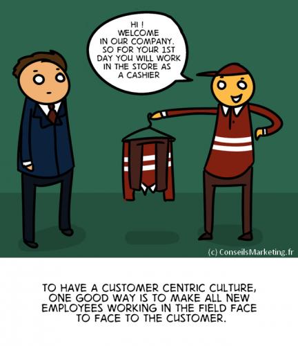 The Customer Experience Cartoon - English version 54