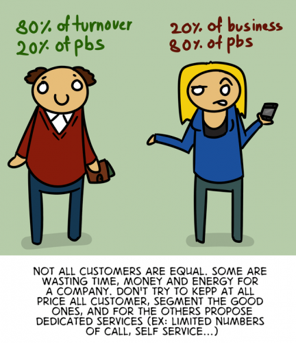 The Customer Experience Cartoon - English version 50