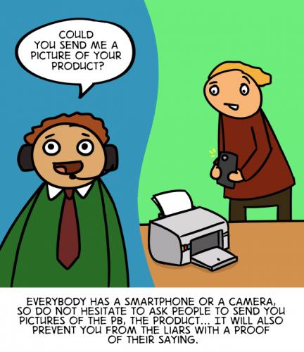 The Customer Experience Cartoon - English version 37