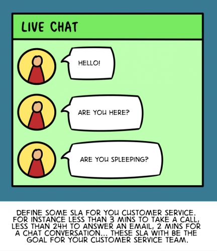 The Customer Experience Cartoon - English version 30