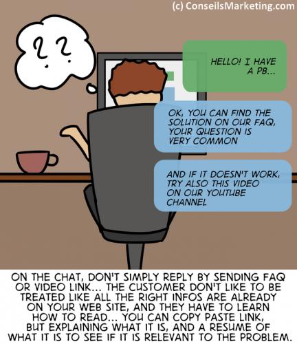 The Customer Experience Cartoon - English version 78