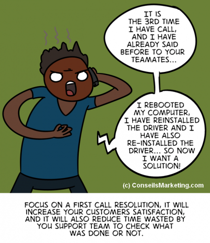 The Customer Experience Cartoon - English version 73