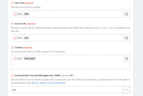 Définition de flux RSS (Really Simple Syndication) 4