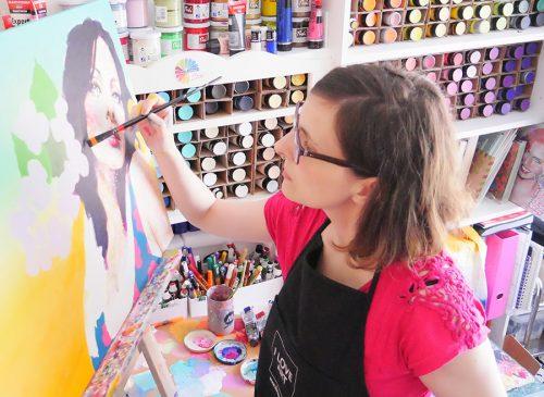 Comment devenir artrepreneur ou comment vivre de son art en tant que peintre ? 6