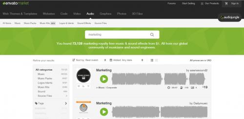 Où trouver des musiques libres de droit pour ses vidéos ? 5 sites avec un large choix à moindre coût ! 5