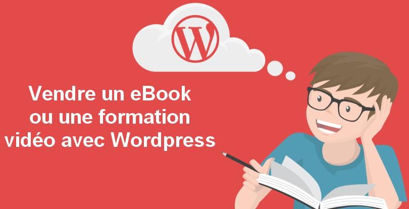 Comment vendre ebooks, formations, accès privés à un forum... Pensez à WooCommerce ! 1