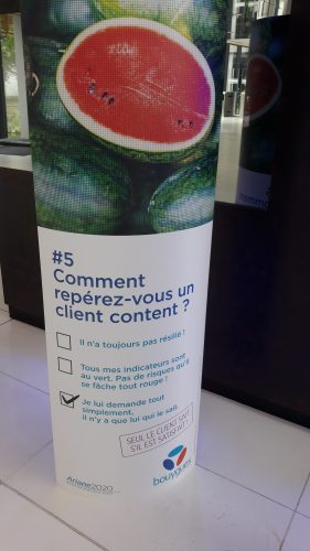 Les 10 commandements du Service Client par Bouygues Telecom 10