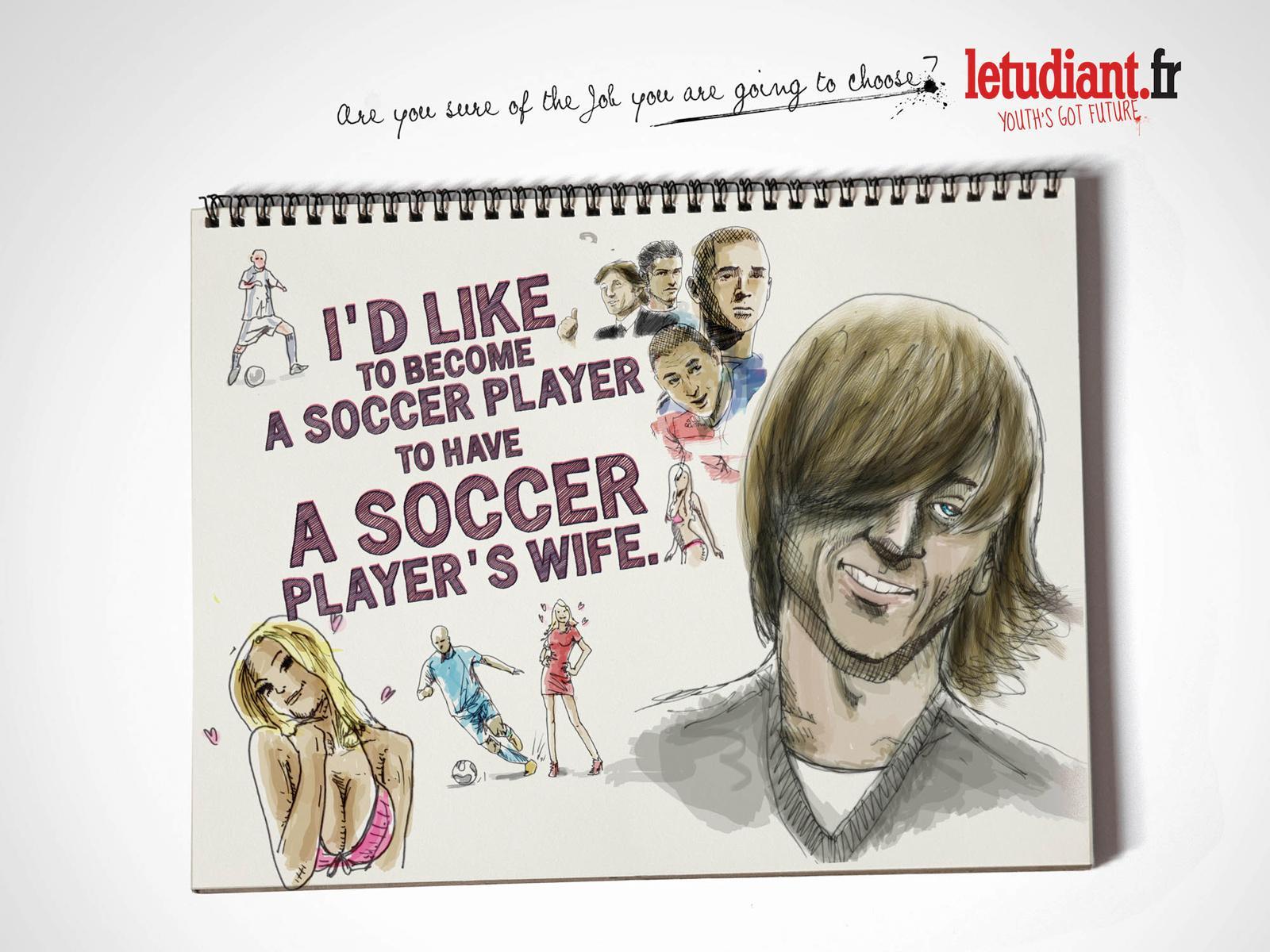Spécial Coupe du Monde de Football : Les 100 plus belles publicités sur le foot ! 19