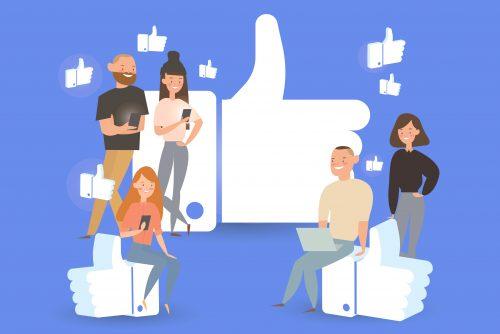 Facebook, un canal de communication sous estimé par les entreprises ? 5