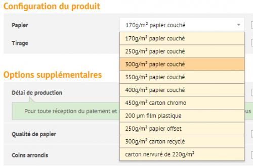 66f98bdef6e Vous devez choisir un papier qui peut durer dans le temps