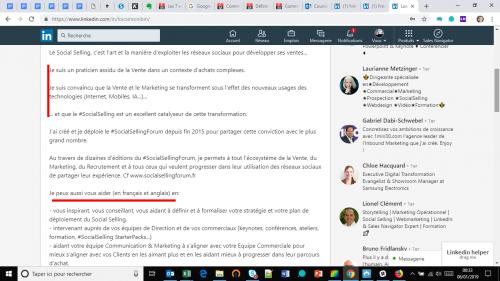 Mini Formation Linkedin : 29 astuces pour prospecter sur Linkedin ! 31