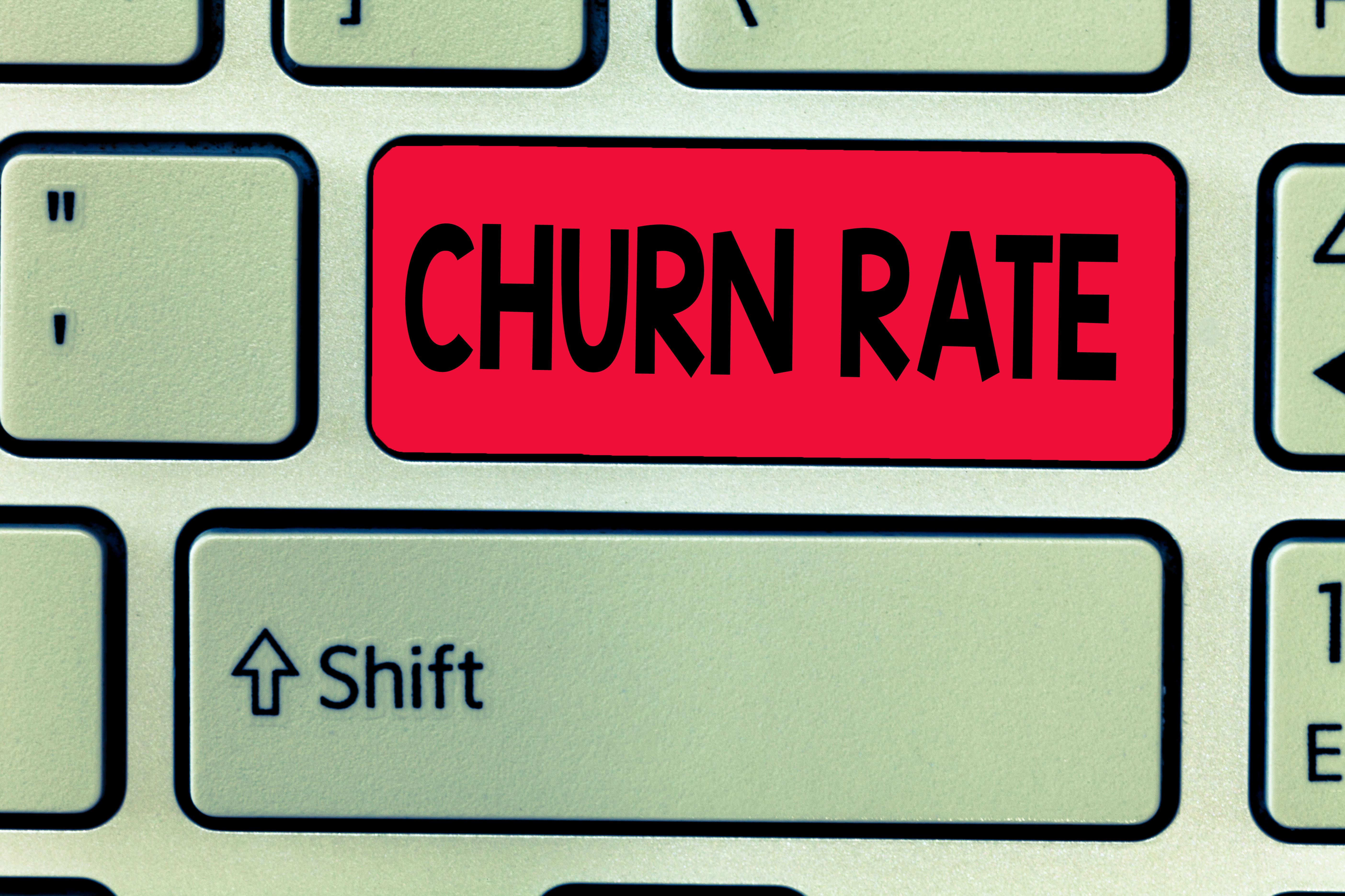 La définition Taux d'attrition (Churn Rate en anglais) 1