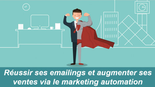 Inscriptions mini formation au marketing automation 2