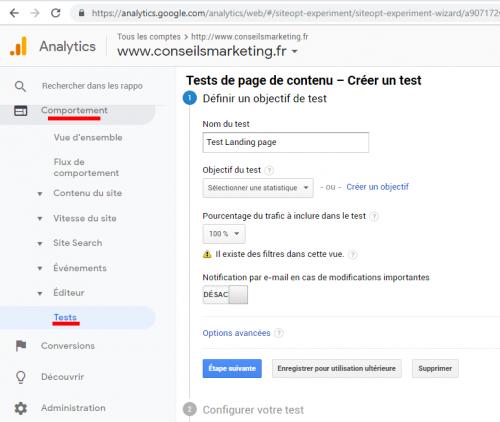 Landing page : 15 astuces pour optimiser la conversion de vos Pages de Vente 4