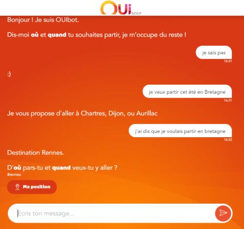 Les erreurs à ne surtout pas faire avec un Chatbot sur Facebook Messenger ! 11