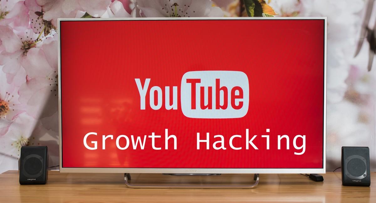 Youtube et Growth Hacking : Mes astuces pour augmenter le nombre de vues de vos vidéos ! 1