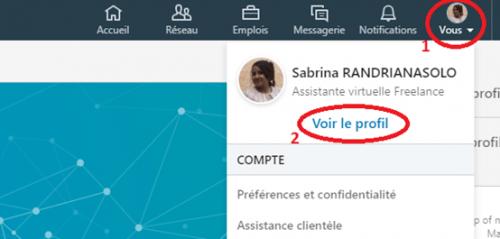 Comment personnaliser l'URL de son profil LinkedIn ? 2
