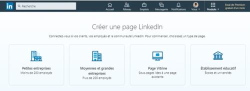 Comment créer une page entreprise sur LinkedIn ? 7