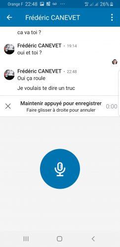 Comment et pourquoi utiliser les messages vocaux LinkedIn avec l'App Mobile ? 4