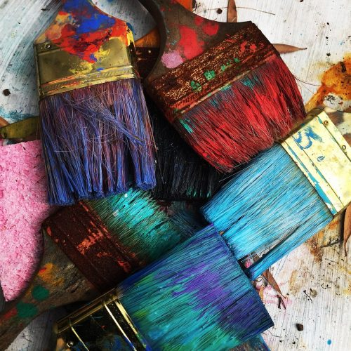 Comment se faire connaitre en tant que peintre ? 14